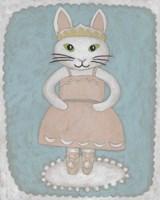 Framed Ballerina Animal II
