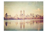 Framed Central Park Mirror