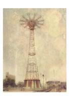 Framed Vintage Coney