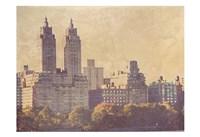 Framed Central Park West