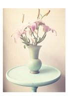 Framed Flower Table 2