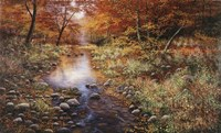 Framed Autumn Gold