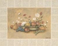 Framed Fruit B