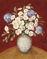 Framed Floral P