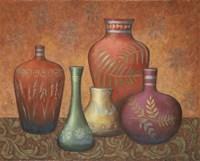 Framed Vases 6