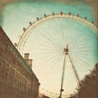 Framed London Sights II