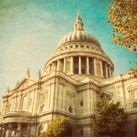 Framed London Sights III