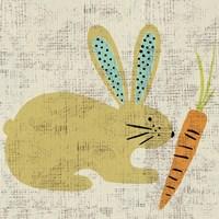 Framed Ada's Bunny