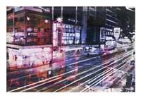 Framed Hong Kong Streets 8