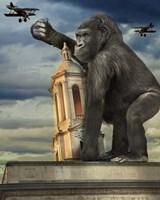 Framed Kong