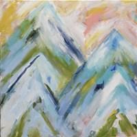 Framed Colorado Bluebird Sky