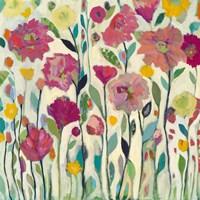 Framed She Lived In Full Bloom