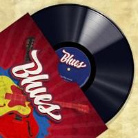 Framed Vinyl Club, Blues