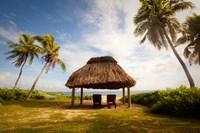 Framed Yasawa Island Resort, Fiji