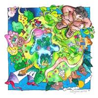 Framed Fairytale World