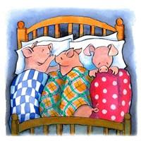 Framed Pigs In Blankets