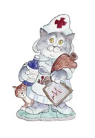 Framed Nurse