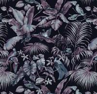 Framed Jungle Canopy Midnight