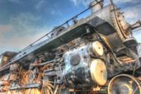 Framed Locomotive 1
