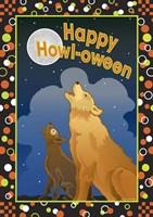 Framed Happy Howloween