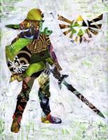 Framed Zelda4