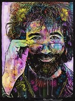 Framed Jerry Garcia 2