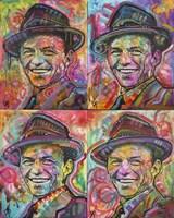 Framed Sinatra Quadrant