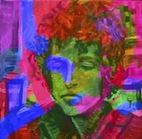 Framed Bob Dylan
