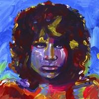 Framed Jim Morrison