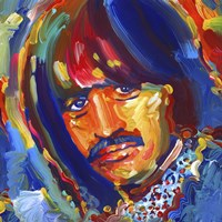 Framed Ringo Starr