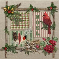 Framed Country Christmas 1