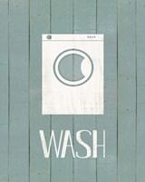 Framed Wash House Wash