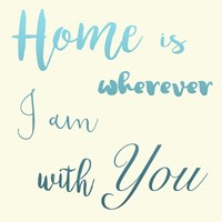 Framed Home Is You
