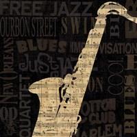 Framed Jazz Improv II