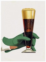Framed Beer