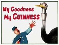Framed My Goodness My Guinness