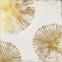 Framed Gold Star II