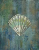 Framed Tropical Sea II