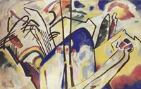 Framed Komposition 4 ,1939