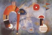 Framed Rond et Pointu, c.1939