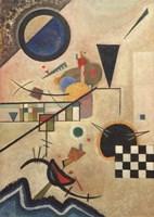 Framed Contrasting Sounds, 1924