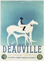 Framed Deauville