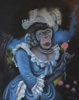 Framed Mary Anne