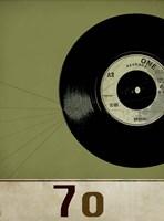 Framed Vinyl 70
