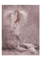 Framed Winged Fairie II