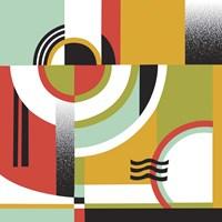 Framed Bauhaus 2