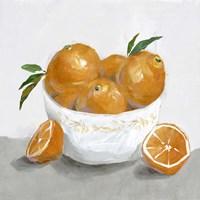 Framed Oranges