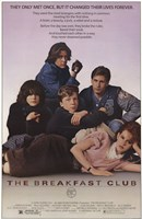 Framed Breakfast Club