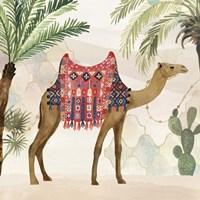 Framed Meet me in Marrakech I
