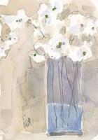 Framed Little Vase II